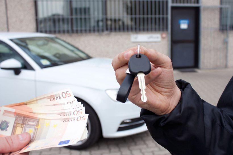 Покупка подержанного авто в кредит